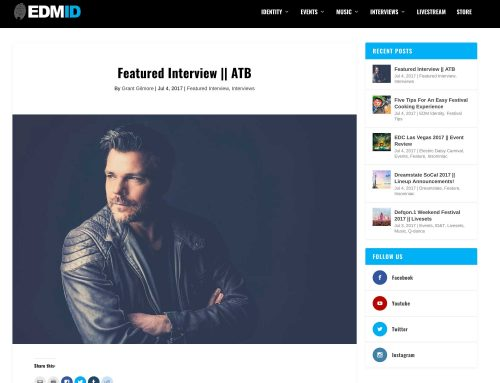 Interview at edmidentity.com